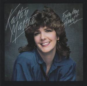 Cover - Kathy Mattea: From My Heart