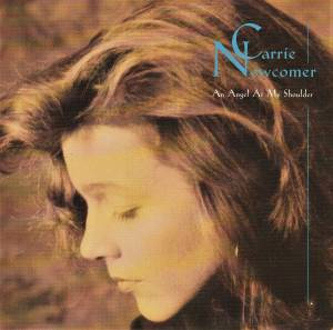 Cover - Carrie Newcomer: Angel At My Shoulder, An