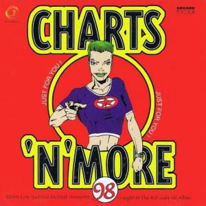 Cover - DJ Digress: Charts 'N' More 98