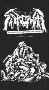 Cover - Sarcasm: Desolating Screams Of Agony - The Demo Collection