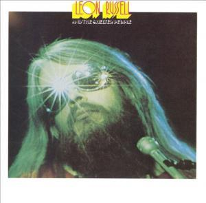 Leon Russell: Leon Russell And The Shelter People - Cover