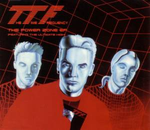 Cover - Time Frequency, The: Power Zone EP, The
