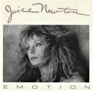Cover - Juice Newton: Emotion