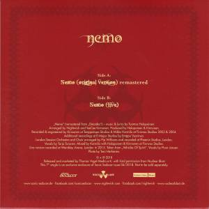 "Nightwish: Nemo (7"") - Bild 2"