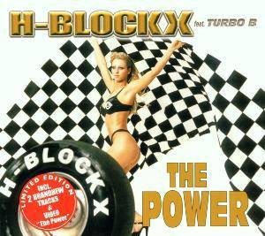H-Blockx Feat. Turbo B: Power, The - Cover