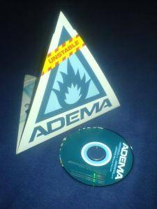 Cover - Adema: Unstable