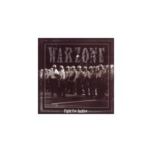 Cover - Warzone: Fight For Justice