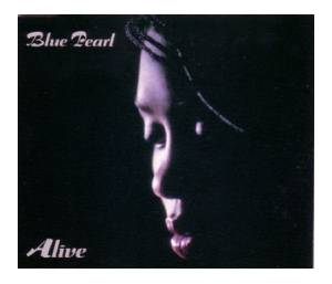Cover - Blue Pearl: Alive
