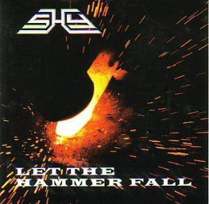 Cover - Shy: Let The Hammer Fall