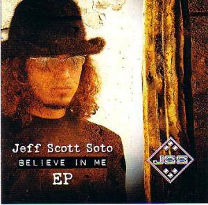 Cover - Jeff Scott Soto: Believe In Me