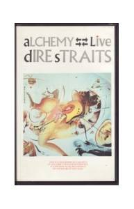 Dire Straits: Alchemy - Cover