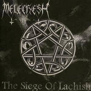 Cover - Melechesh: Siege Of Lachish, The