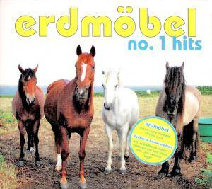 Cover - Erdmöbel: No.1 Hits
