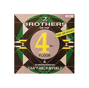 2 Brothers On The 4th Floor: Can't Help Myself - Cover