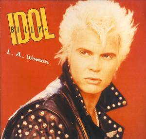 Billy Idol: L.A. Woman - Cover