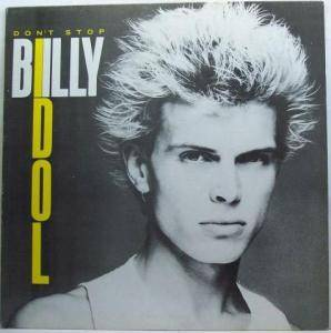 Billy Idol: Don't Stop - Cover