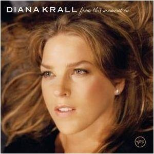 Diana Krall: From This Moment On - Cover