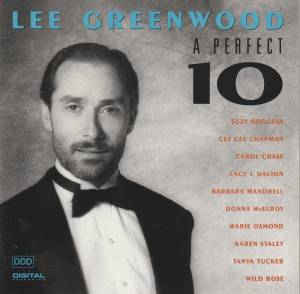 Cover - Lee Greenwood: Perfect 10, A