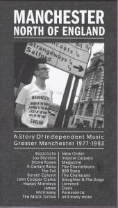 Cover - Distractions, The: Manchester North Of England - A Story Of Independent Music Greater Manchester 1977 - 1993