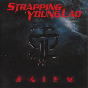Strapping Young Lad: Alien (CD) - Bild 1