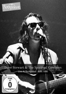 Cover - Dave Stewart And The Spiritual Cowboys: Live At Rockpalast - Köln 1990