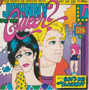 Cover - Josie Cotton: Johnny, Are You Queer?