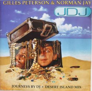 Cover - Breakbeat Era: Gilles Peterson & Norman Jay - Desert Island Mix