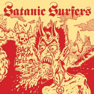 Cover - Satanic Surfers: Back From Hell