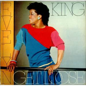 Cover - Evelyn King: Get Loose