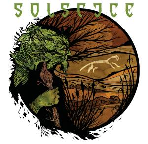 Cover - Solstice: White Horse Hill