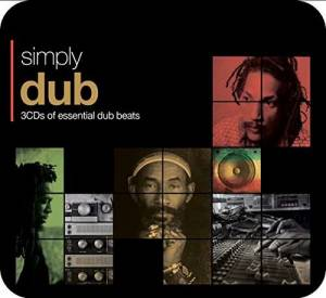 Cover - Ansell Collins: Simply Dub - 3 Cds Of Essential Dub Beats