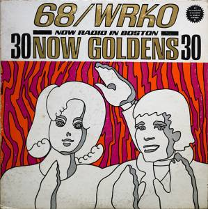 Cover - Ad Libs, The: 68/Wrko-30 Now Goldens