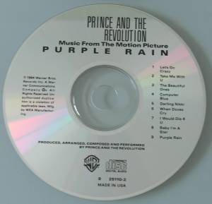 Prince And The Revolution: Purple Rain (CD) - Bild 3