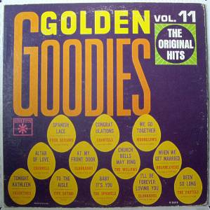Cover - Pastels, The: Golden Goodies - Vol. 11