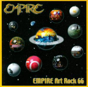 Empire Art Rock - E. A. R. 66 - Cover