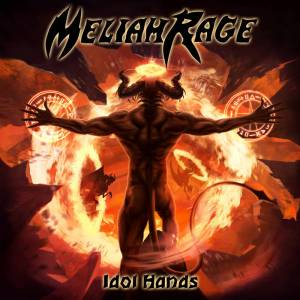 Cover - Meliah Rage: Idol Hands