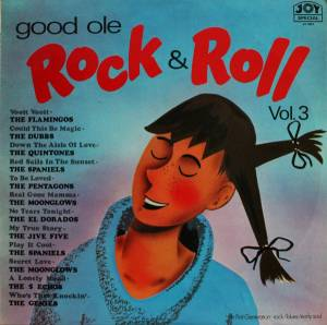 Cover - Genies, The: Good Ole Rock 'n' Roll Vol. - 3