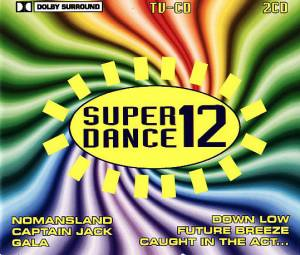 Cover - Love Boots: Super Dance 12