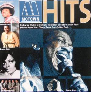 Cover - Junior Walker & The All Stars: Motown Hits