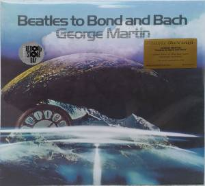 Cover - George Martin: Beatles To Bond And Bach