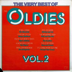 Very Best Of The Oldies Vol. 2, The - Cover