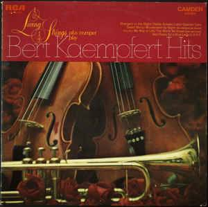 Cover - Bert Kaempfert: Living Strings Plus Trumpet Play