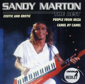 Cover - Sandy Marton: Best, The