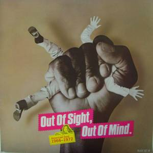 Cover - Jimmy Holiday: Out Of Sight, Out Of Mind: American Soul 1966-1972