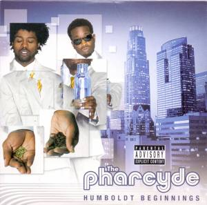 Cover - Pharcyde, The: Humboldt Beginnings