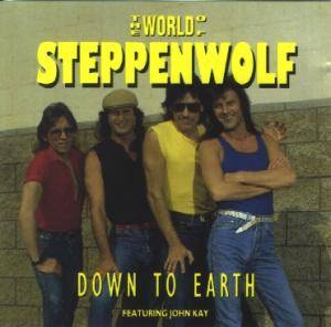 John Kay & Steppenwolf: Wolftracks - Cover