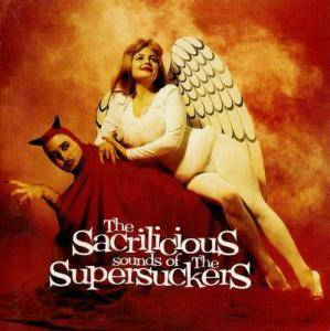 Cover - Supersuckers: Sacrilicious Sounds Of The Supersuckers, The