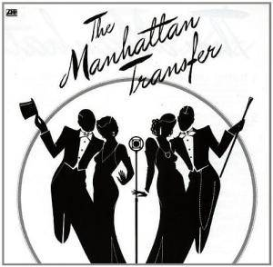 The Manhattan Transfer: Manhattan Transfer, The - Cover