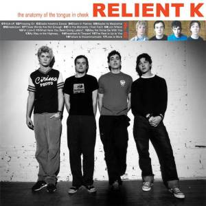 Cover - Relient K: Anatomy Of The Tongue In Cheek, The