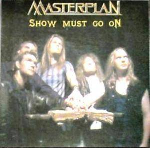 Masterplan: Show Must Go On - Cover